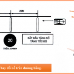 Bài thi sát hạch thực hành lái xe số 9
