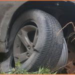 Xe Bị Nổ Lốp – Nguyên Nhân Và Kinh Nghiệm Xử Lý