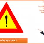 Bài thi tình huống nguy hiểm