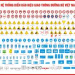 Hệ thống biển báo hiệu giao thông đường bộ Việt Nam